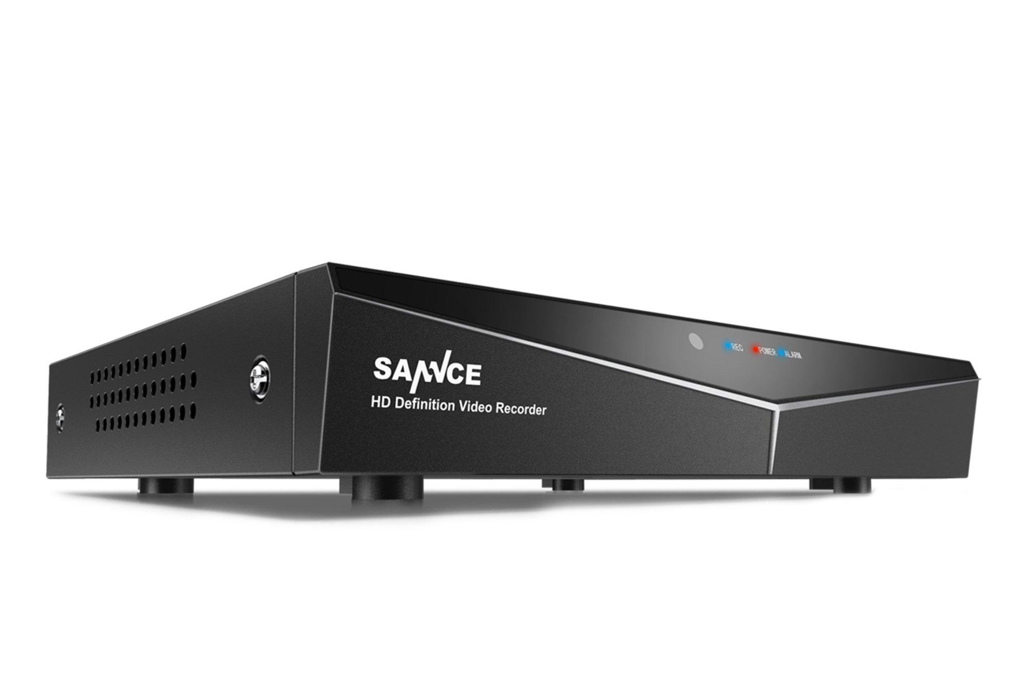DVR recorder Sannce N44PBD1T HD H264 PoE