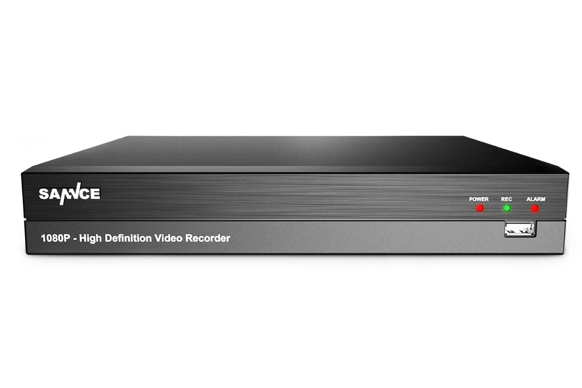 Recorder / DVR Sannce DT81DQ1T FHD 8CH CCTV IR HDMI