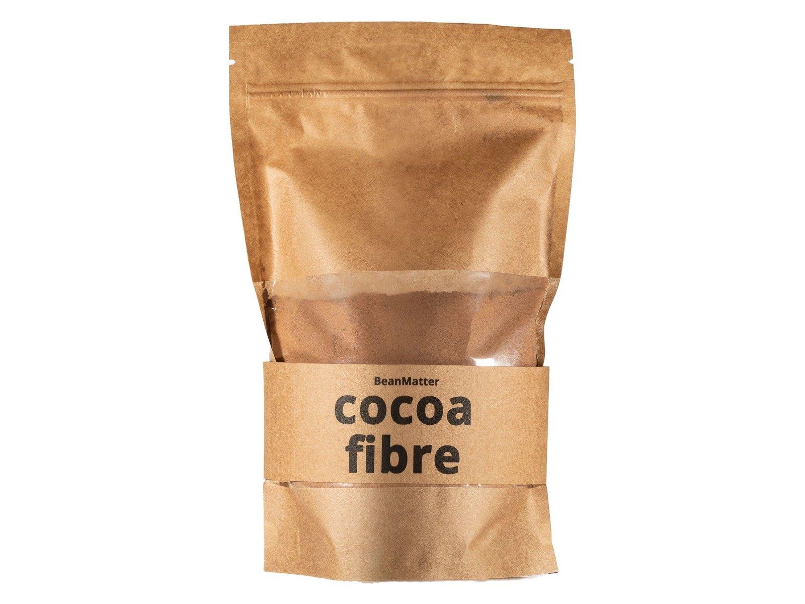 Natürliches Kakaoschalenpulver Ballaststoff 500g
